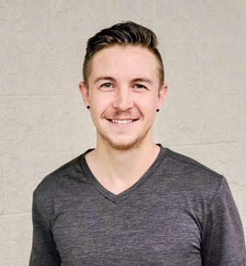 Brandon McDonald Registered Massage Therapist